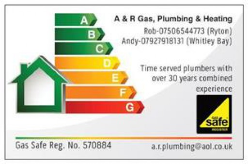 A & R Gas, Plumbing & Heating