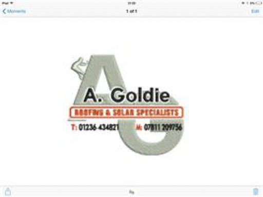 A Goldie Roofing & Solar Specialists Ltd