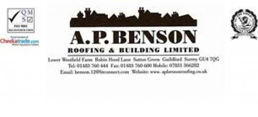 A P Benson Roofing & Building Ltd
