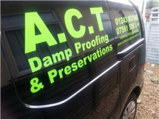 ACT Damp Proofing & Preservation's Ltd