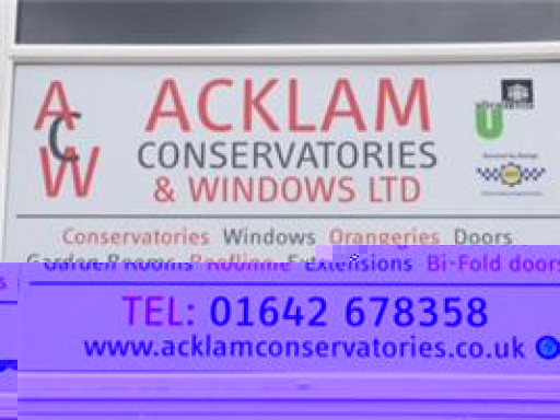 Acklam Conservatories & Windows Ltd
