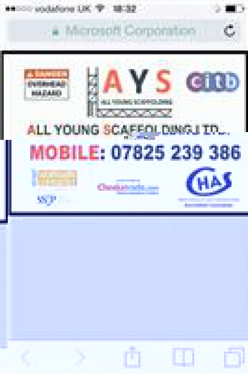 All Young Scaffolding Ltd