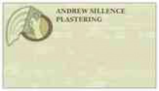 Andrew Sillence Plastering