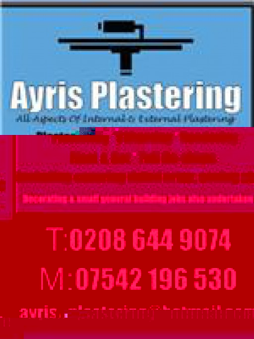 Ayris Plastering & Decorating Services