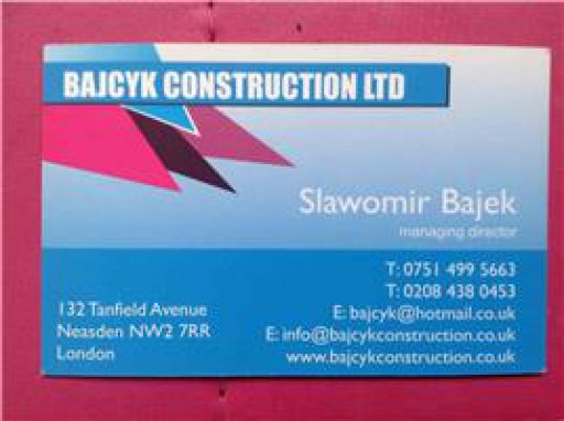Bajcyk Construction Ltd
