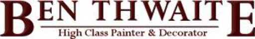 Ben Thwaite High Class Painter And Decorator