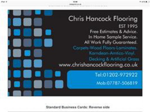Chris Hancock Flooring