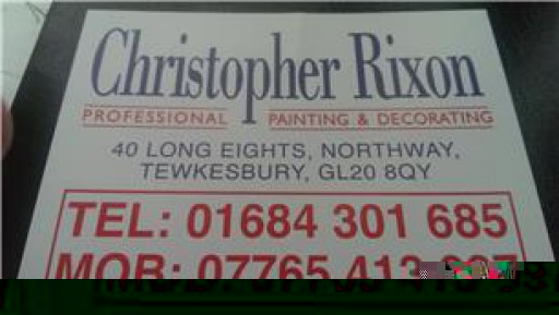 Chris Rixon Painting & Decorating