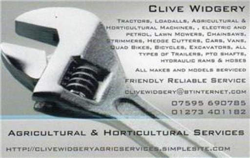 Clive Widgery Agricultural & Horticultural Services