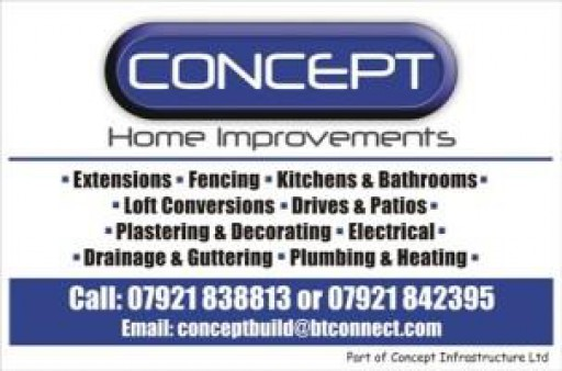Concept Infrastructure Limited