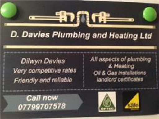 D Davies Plumbing And Heating Ltd