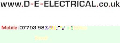 D-E-Electrical