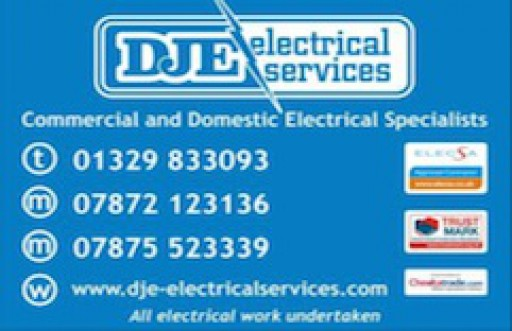 DJE Electrical Services