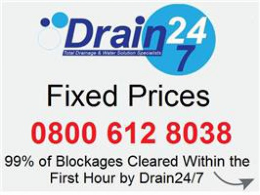 Drain 24/7 Limited