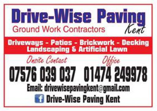 Drive-Wise Paving Kent