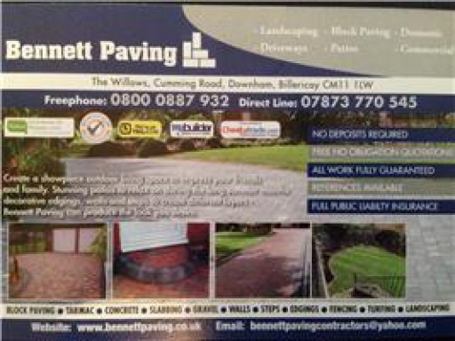 Essex Driveways And Resin Ltd