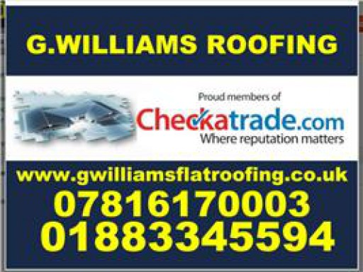 G Williams Roofing Specialist Ltd