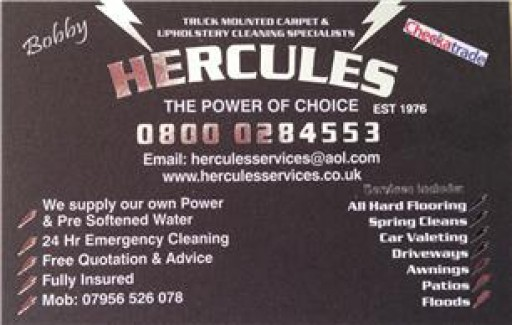Hercules Cleaning Services