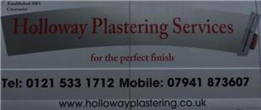 Holloway Plastering Services