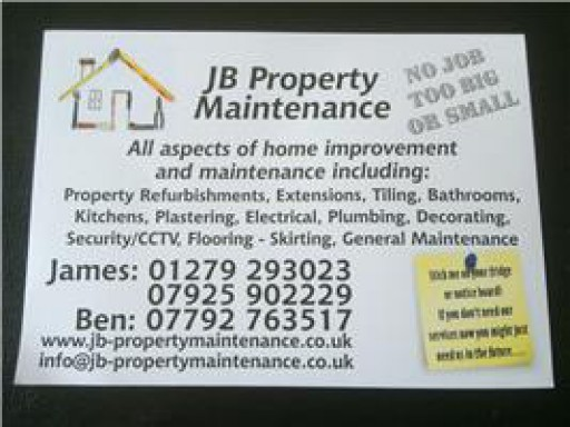 J B Property Maintenance