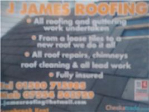J James Roofing