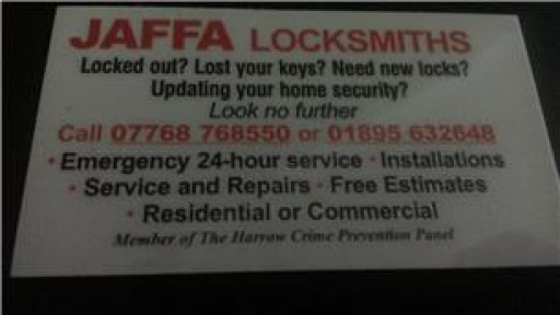 Jaffa Locksmiths