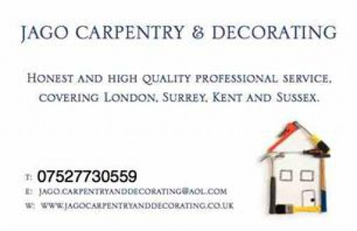 Jago Carpentry & Joinery