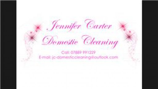 Jennifer Carter Domestic Cleaning