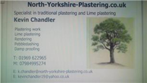 K & D Chandler Plastering & Renovation