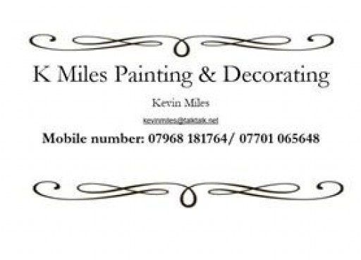 K Miles Painting & Decorating
