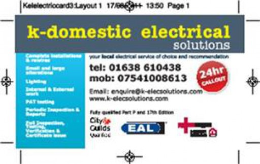 K-Domestic Electrical Solutions