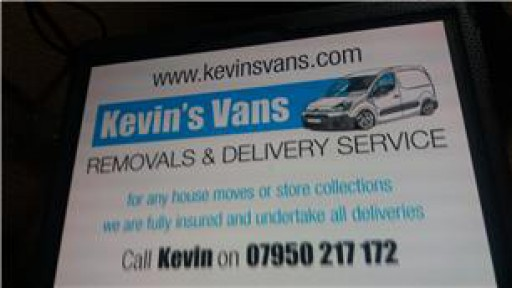 Kevin's Removal And Delivery Service