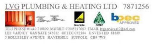 L V G Plumbing & Heating Ltd