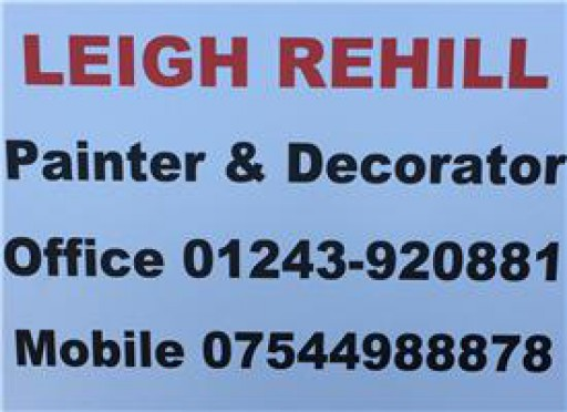 Leigh Rehill Painter & Decorator