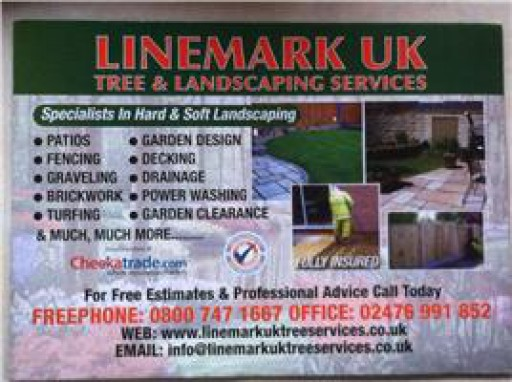 Linemark UK Garden & Landscape Services