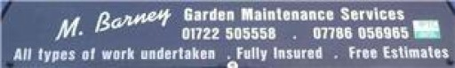M Barney Fencing And Garden Services