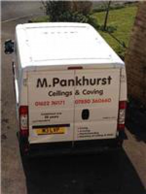 M. Pankhurst Ceilings & Coving