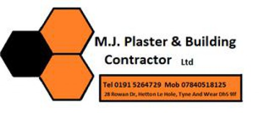 MJ Plasterers & Builders Ltd