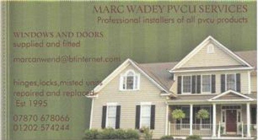Marc Wadey PVCU Services