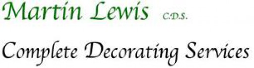 Martin Lewis Complete Decorating Services