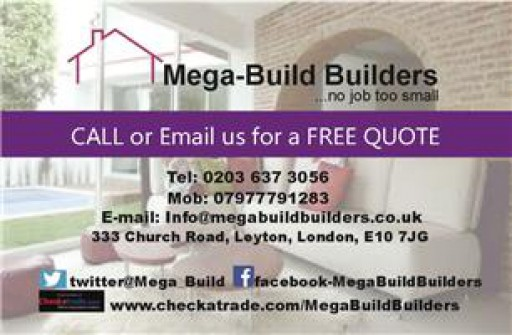 Mega Build Builders Ltd