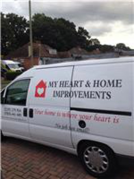 My Heart And Home Improvements
