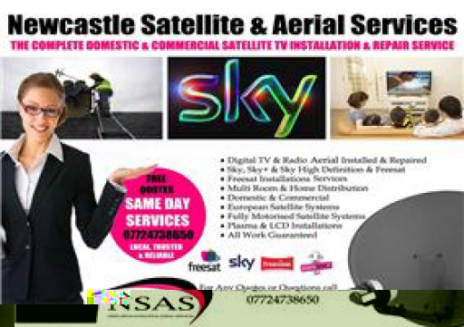Newcastle Satellite & Aerial Services