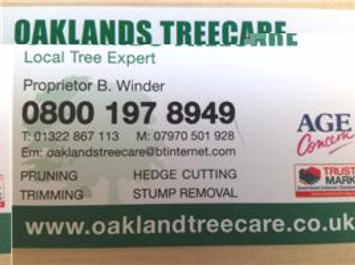 Oaklands Tree Care