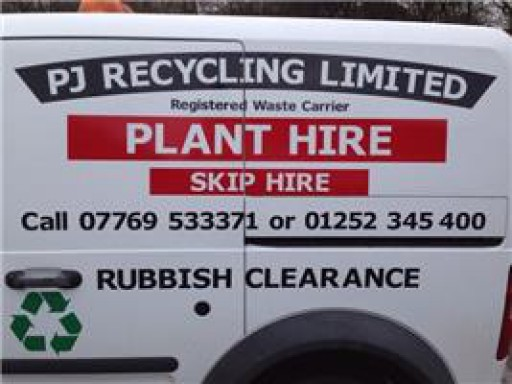 P J Plant Hire & Waste Clearance