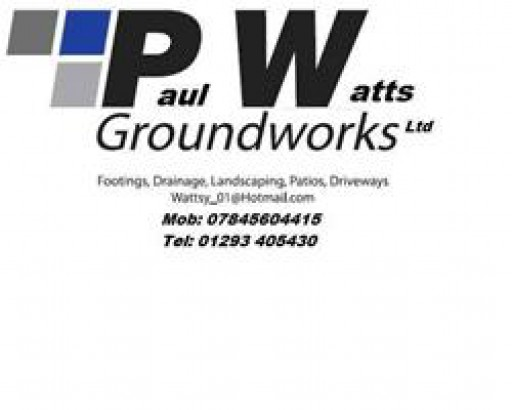 Paul Watts Groundworks