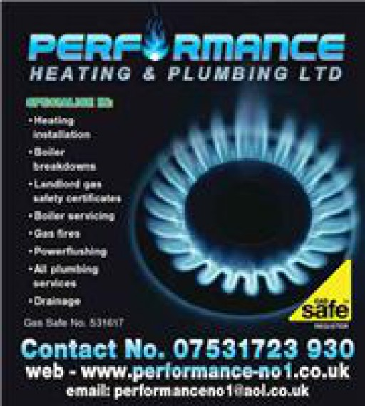 Performance Heating & Plumbing Ltd