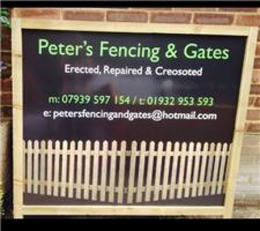 Peter's Fencing And Gates