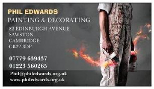 Phil Edwards Painting And Decorating Ltd