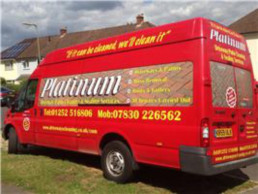 Platinum Driveways Cleaning & Sealing Services